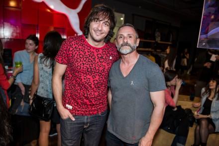 Excequiel bagnardi y Luis bellocchio