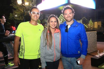 Ramón Rojas, Magdalena Grant, Raul Titerman